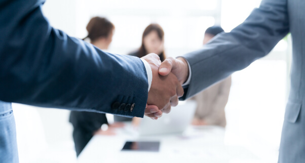 補助金申請だけでなく、経営に関する様々なお悩みを相談できるパートナーとなります
